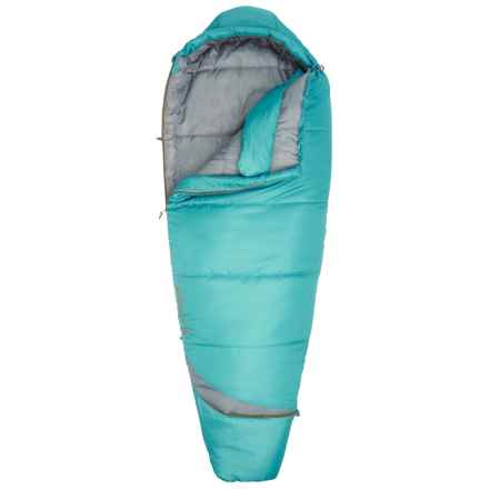 Kelty 20°F Tuck EX Thermapro Sleeping Bag - Mummy (For Women) in Green - Overstock