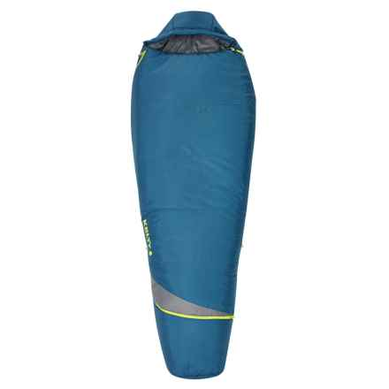 Kelty 20°F Tuck ThermaPro Sleeping Bag - Long, Mummy in Blue - Closeouts