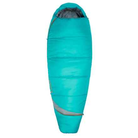 Kelty 20°F Tuck ThermaPro Sleeping Bag - Mummy (For Women) in Blue - Closeouts