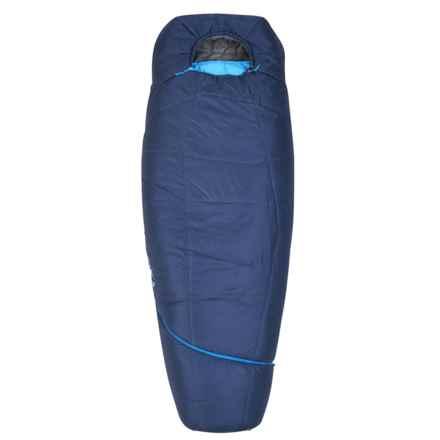 Kelty 35°F Tru Comfort ThermaPro Sleeping Bag - Mummy in Blue - Overstock