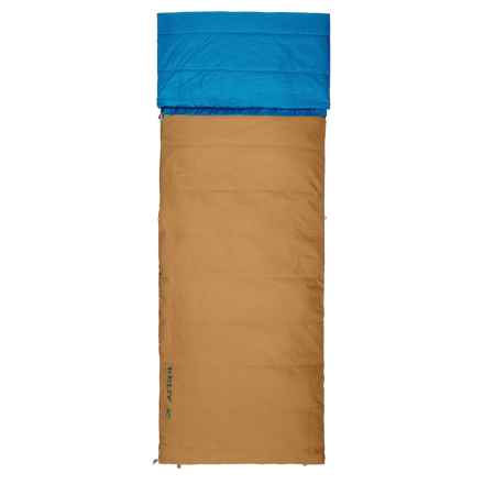 Kelty 40°F Revival Sleeping Bag - Rectangular in Canyon Brown - Closeouts