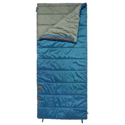 Kelty 40/60°F Tumbler Sleeping Bag - Rectangular in Green - Closeouts