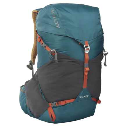 Kelty 45L Sira Backpack - Internal Frame (For Women) in Deep Teal - Overstock