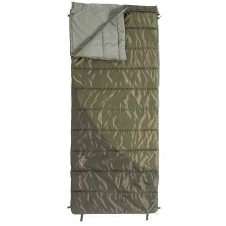Kelty 50/70°F Tumbler Sleeping Bag - Rectangular in Green - Closeouts