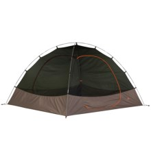 Kelty Acadia 4 Tent with Footprint - 4-Person, 3-Season in See Photo - Closeouts