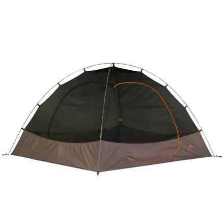 Kelty Acadia 4 Tent with Stargazing Fly - 4-Person, 3-Season in See Photo - Closeouts