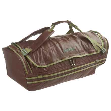 Kelty Ascender WR Duffel Bag in Chestnut - Closeouts