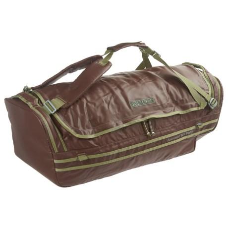 Kelty Ascender WR Duffel Bag in Chestnut