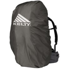 Kelty Backpack Rain Cover in Charcoal - Closeouts