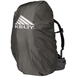 Kelty Backpack Rain Cover in Charcoal