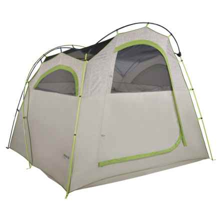 Kelty Camp Cabin Tent - 4-Person, 3-Season in See Photo - Overstock