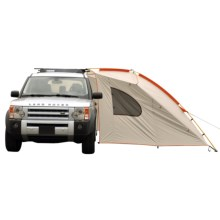 Kelty Carport Deluxe Shelter - Large in Taupe/Orange - Closeouts