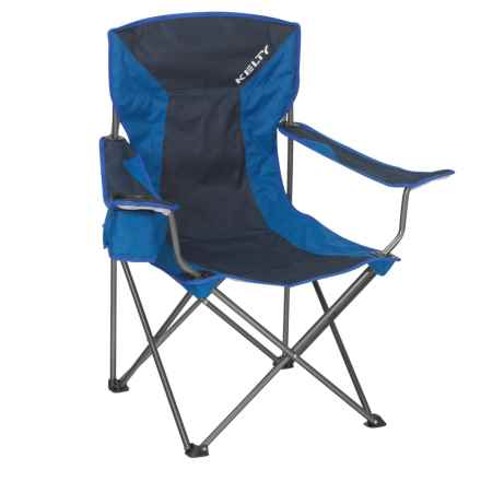 Kelty Essential Mesh Camp Chair in Blue - Closeouts