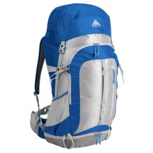 Kelty Fleet 55 Backpack - Internal Frame in Nautical Blue - Closeouts