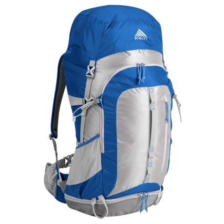 Kelty Fleet 55 Backpack - Internal Frame in Nautical Blue