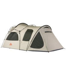 Kelty Frontier 10x10 Tent - 6-Person, 3-Season in See Photo - Closeouts