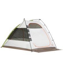 Kelty Granby 4 Tent with Footprint - 4-Person, 3-Season in See Photo - Closeouts
