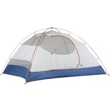 Kelty Gunnison 3.1 Tent - 3-Person, 3-Season in Ice/Moonlight Blue - Closeouts