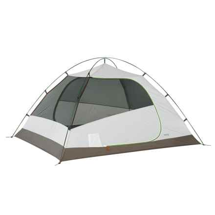 Kelty Gunnison 3.3 Tent with Footprint - 3-Person, 3-Season in See Photo - Closeouts