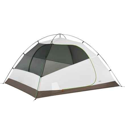 Kelty Gunnison 4.3 Tent with Footprint - 4-Person, 3-Season in See Photo - Closeouts