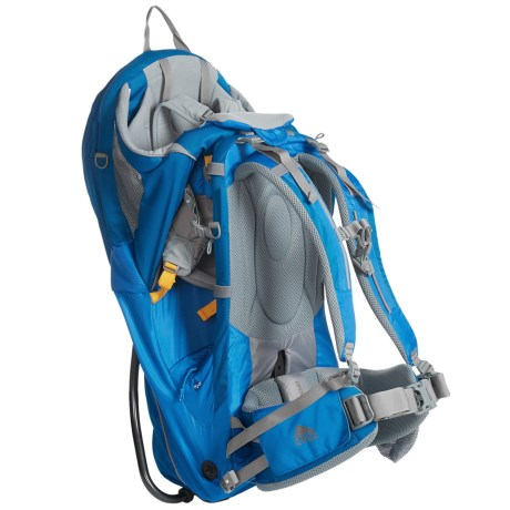 Kelty Journey 2.0 Child Carrier Backpack in Blue
