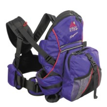 Kelty Kangaroo Child Carrier  in Cobalt/Black - Closeouts