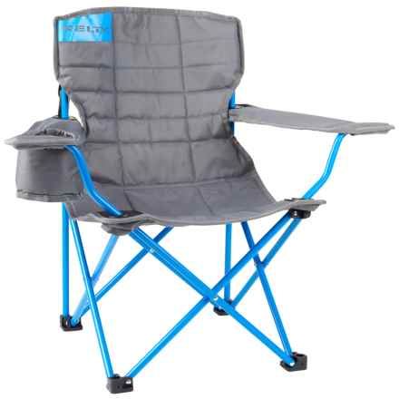 Kelty Kid's Chair in Smoke/Paradise Blue - Closeouts