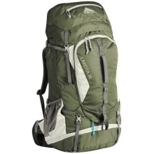 Kelty Lakota 45L Junior Backpack (For Youth) in Forest Green - Closeouts