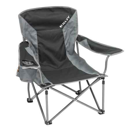Kelty Lowdown Camp Chair in Black - Closeouts