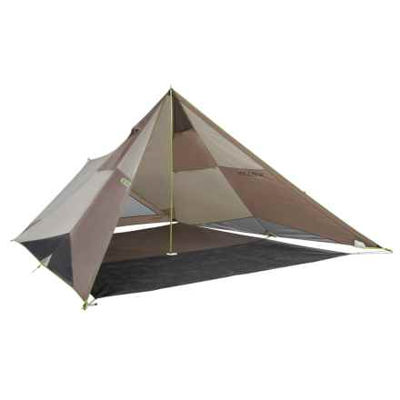 Kelty Mirada Tent/Shelter Package - 4-Person, 3-Season in See Photo - Overstock