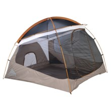 Kelty Palisade 4 Tent - 4-Person, 3-Season in Grey/White - Closeouts