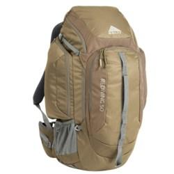 Kelty Redwing 50 Backpack in Caper