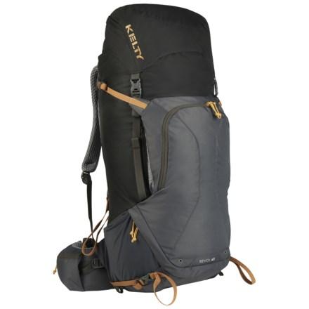 66beee78128 Kelty Revol 65L Backpack in Raven - Overstock