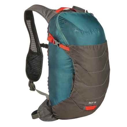 Kelty Riot 15 Backpack in Deep Teal - Closeouts