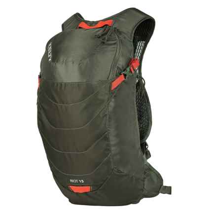 Kelty Riot 15 Backpack in Raven - Closeouts