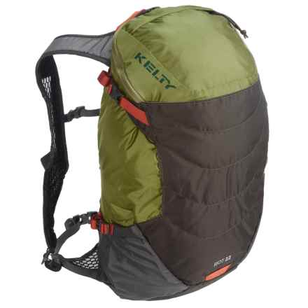 Kelty Riot 22L Backpack - Internal Frame in Woodbine - Closeouts