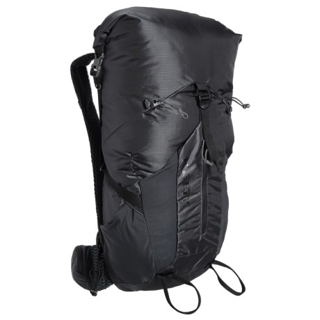Kelty Ruckus  28L Roll-Top Backpack in Dark Shadow