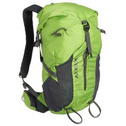 Kelty Ruckus Roll-Top Backpack - 28L in Apple - Closeouts