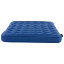 Kelty Sleep Eazy Queen Air Bed - Rechargeable Pump in Blue - Closeouts