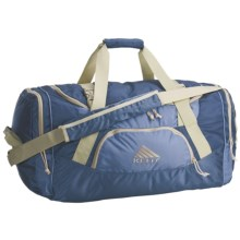 Kelty Sports Duffel Bag - Medium in Blue - Closeouts