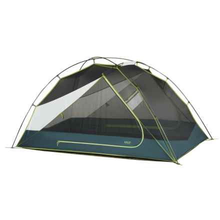 Kelty Trail Ridge 2 Tent with Footprint - 2-Person, 3-Season in See Photo - Overstock