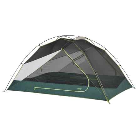 Kelty Trail Ridge 3 Tent with Footprint - 3-Person, 3-Season in See Photo - Overstock
