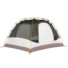 Kelty Trail Ridge 4 Tent - 4-Person, 3-Season in Green/White - Closeouts