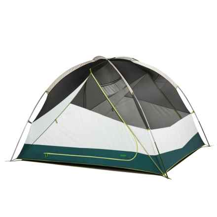 Kelty Trail Ridge 4 Tent with Footprint - 4-Person, 3-Season in See Photo - Overstock
