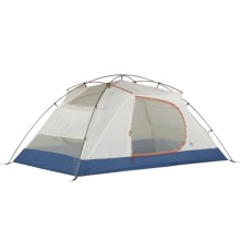 Kelty Vista 3 Tent - Footprint, 3-Person, 3-Season in Ice/Moonlight Blue - Closeouts