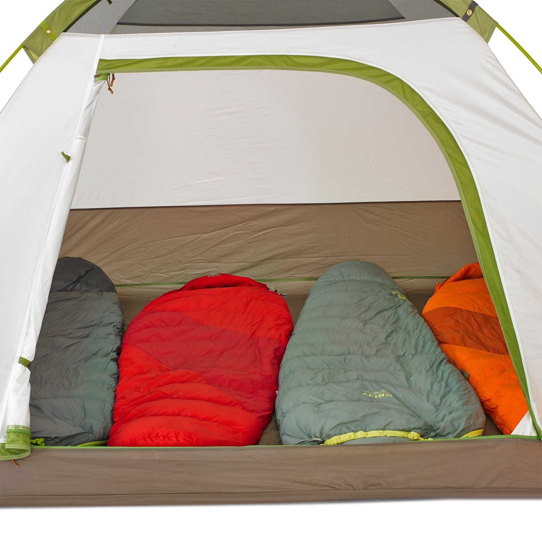 Kelty Yellowstone 4 Tent - 4-Person 3-Season & Kelty Yellowstone 4 Tent - 4-Person 3-Season - Save 57%