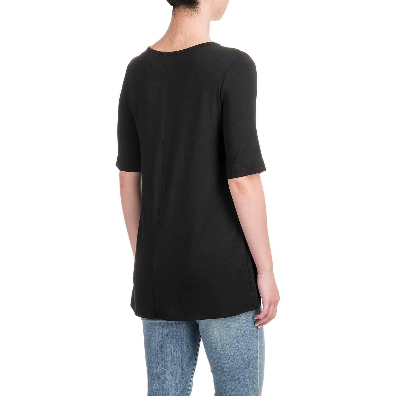 Kenar High Low Shirt For Women Save 78