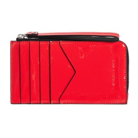 Kendall + Kylie Skye Wristlet (For Women) in Fiery Red
