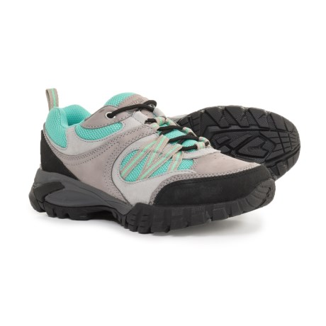 Kenetrek Boots Bridger Ridge Low Hiking Boots (For Women) in Aqua