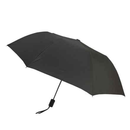Kenlo Full Size Manual Umbrella in Black - Closeouts